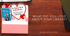 What do you love about your library?