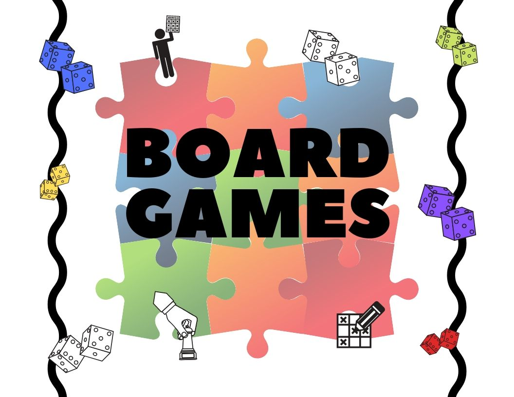 Board Games Mansfield Public Library